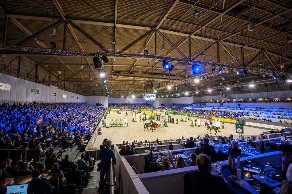 Indoor Brabant Equine MERC